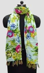 Cotton Kantha Tie Dye Scarves