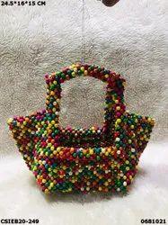 Stylish Beaded Bag