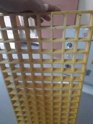 FRP Protruded Grating