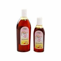Green Combo Baby Care Massage Oil, Packaging Type: Bottle, Packaging Size: 500ml And 200ml