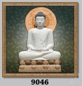 Buddha Picture Tile