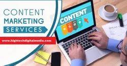 Content Creation Marketing Service