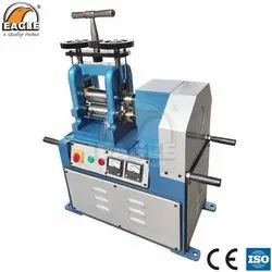 Eagle Electric Jewellery Roll Press with Gear Box