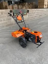 Back Rotary Power Weeder