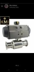 ACTUATOR WITH TC END BALL VALVE
