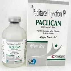 250 Mg Paclitaxel Injection IP