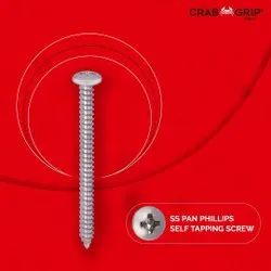 Stainless Steel Pan Phillips Self Tapping Screw