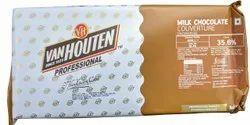 Bar Van Houten Milk Chocolate