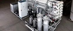 RO For Manufacturing Industries With Capacity-8000 Lph