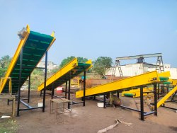 MSW Sorting Conveyor