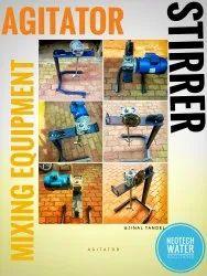 Mixer Agitator for Water Treatment Plant