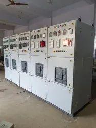 Synchronization Control Panel