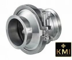 SS Clamped Check Valve