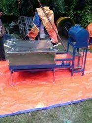 Chanachur Frying Machine