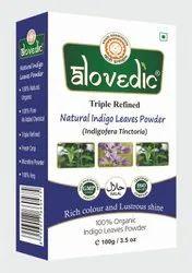 Natural Indigo Leaves Powder