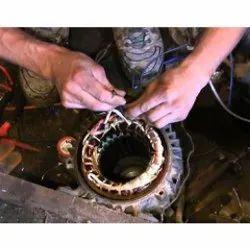 Electric Motor Repairing Service, Pan India