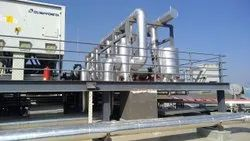 Stainless Steel Industrial HVAC System