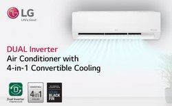 LG 2.0 ton split inverter AC, Model Name/Number: LSQ24HNXA