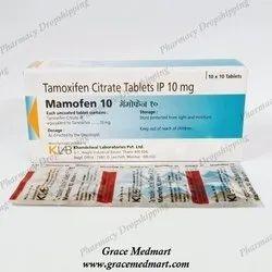 Mamofen 10 Mg Tablets