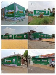 Highway Wall Painting Advertising Service, 10