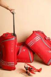 Shield Duffel Trolley Bag
