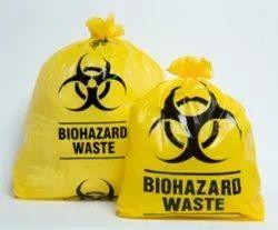 Biohazard Waste Collection Bag