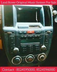 Land Rover Original Music System