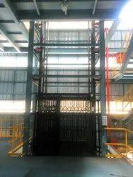 Hydraulic Industrial Goods Lift