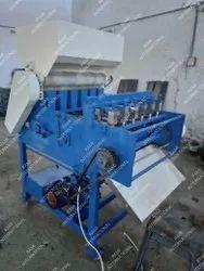Horizontal Cashew Cutting Machine