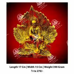 Polished Sai Bab God Statue