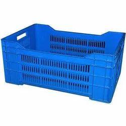 Plastic Bins And Crates