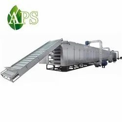 Continuous Vegetable Dryer