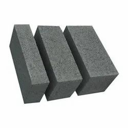 Cuboid 190mm Concrete Solid Block, For Partition Walls, Size: 390x190x190 mm