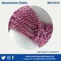 Coloured Aluminium Chain