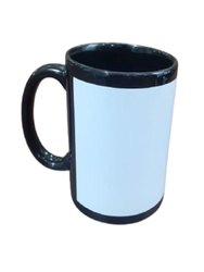 Plain Ceramic White Sublimation Coffee Mug, For Home, Capacity: 250ml