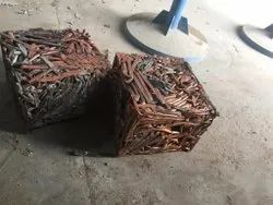 Red Square COPPER AC PIPE SCRAP, For Electric Wire, Packaging Size: Briqutted
