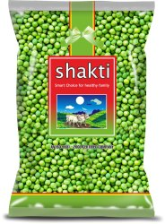 Shakti Green Peas 1kg, Packaging Size: 1 Kg