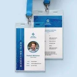 Plastic Identity Cards Printing
