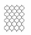 SS304 Hex Metal Refractory Lining