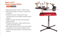 Lining M-770  Manual Stnnging Machine