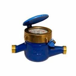 Fedrel Make Multi Jet Water Meter (Brass Cover)
