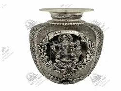 Ganesh Silver Plated Artifacts
