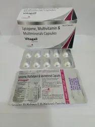 Lycopane Multivitamin & Multiminerals Capsules