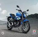 Suzuki Gixxer Bike