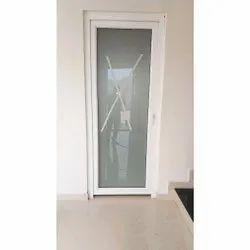 UPVC Glass Casement Door
