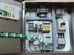 KESHER 250 Kw Industrial Control Panel