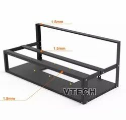 Professional Crypto Mining Rig Frame For Crypto Mining Bitcoin ETH ETC RVN