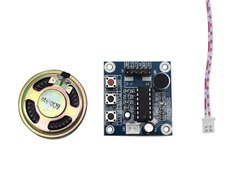 Electronic Spices ISD1820 Voice Recording Module With On Board Mic and Speaker