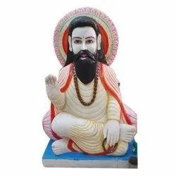 Sant Ravidas Ji Marble Statue