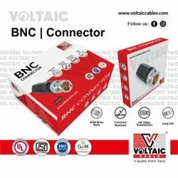 VOLTAIC Bnc Male Connector for CCTV Camera